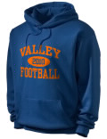 Enterprise High School hooded sweatshirt.