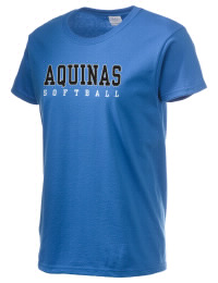 Ultra cotton comfort for the softest feel against your skin. The Aquinas High School Falcons crewneck T-shirt features a seamless collar for added comfort.