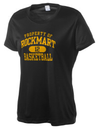 Take on your opponents in maximum comfort. The Rockmart High School Yellow Jackets Competitor T-Shirt is lightweight and offers a roomy, athletic look and helps control moisture.
