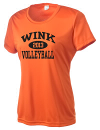 Take on your opponents in maximum comfort. The Wink High School Wildcats Competitor T-Shirt is lightweight and offers a roomy, athletic look and helps control moisture.