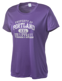 Take on your opponents in maximum comfort. The Portland High School Panthers Competitor T-Shirt is lightweight and offers a roomy, athletic look and helps control moisture.