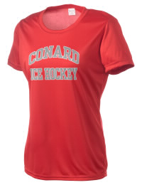 Take on your opponents in maximum comfort. The Conard High School Chieftains Competitor T-Shirt is lightweight and offers a roomy, athletic look and helps control moisture.