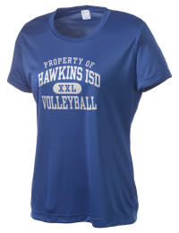 Take on your opponents in maximum comfort. The Hawkins ISD School Hawks Competitor T-Shirt is lightweight and offers a roomy, athletic look and helps control moisture.