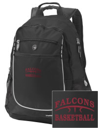 A go-anywhere Freeport High School Falcons backpack design in a streamlined size that's engineered to hold all the essentials in place. Convenient dual-side mesh water bottle pockets, and front pocket with organizer panel. Great for Freeport High School Falcons fan gear.