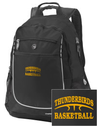 A go-anywhere Bellevue West High School Thunderbirds backpack design in a streamlined size that's engineered to hold all the essentials in place. Convenient dual-side mesh water bottle pockets, and front pocket with organizer panel. Great for Bellevue West High School Thunderbirds fan gear.