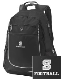 A go-anywhere Southeastern High School Jungaleers backpack design in a streamlined size that's engineered to hold all the essentials in place. Convenient dual-side mesh water bottle pockets, and front pocket with organizer panel. Great for Southeastern High School Jungaleers fan gear.