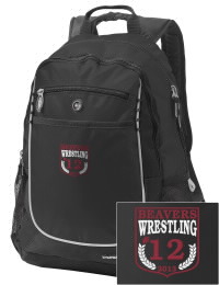 A go-anywhere Bluefield Senior High School Beavers backpack design in a streamlined size that's engineered to hold all the essentials in place. Convenient dual-side mesh water bottle pockets, and front pocket with organizer panel. Great for Bluefield Senior High School Beavers fan gear.