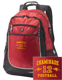 A go-anywhere Chaminade High School Flyers backpack design in a streamlined size that's engineered to hold all the essentials in place. Convenient dual-side mesh water bottle pockets, and front pocket with organizer panel. Great for Chaminade High School Flyers fan gear.