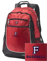 A go-anywhere Forbush High School Falcons backpack design in a streamlined size that's engineered to hold all the essentials in place. Convenient dual-side mesh water bottle pockets, and front pocket with organizer panel. Great for Forbush High School Falcons fan gear.