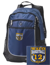 A go-anywhere Live Oak Classical School Waco backpack design in a streamlined size that's engineered to hold all the essentials in place. Convenient dual-side mesh water bottle pockets, and front pocket with organizer panel. Great for Live Oak Classical School Waco fan gear.