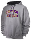 Homer High SchoolArt Club