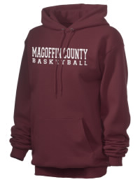 Crafted for comfort, this lighter weight embroidered Magoffin County High School Hornets hooded sweatshirt is perfect for relaxing.  A must have hoody for the serious Magoffin County High School Hornets apparel and merchandise collection. 50/50 cotton/poly fleece hoodie with two-ply hood, dyed-to-match drawcord, set-in sleeves, and front pouch pocket round out the features of a Hornets hooded sweatshirt.