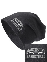 On the street or on the slopes, stay warm and look cool in this Marymount High School Sailors knit hat. An acyrlic/polyester blend beanie with a snug yet slouchy fit. Embroidery will not be on center front, but off centered to the left.