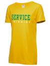 Service High SchoolSwimming