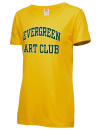 Evergreen High SchoolArt Club