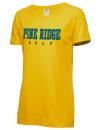 Pine Ridge High SchoolGolf
