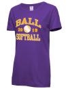 Ball High SchoolSoftball