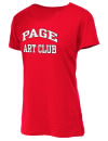 Page High SchoolArt Club