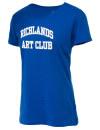 Richlands High SchoolArt Club