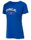 Fred J Page High SchoolSoftball