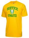Service High SchoolGymnastics