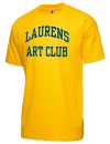 Laurens High SchoolArt Club