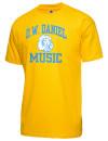 D W Daniel High SchoolMusic