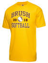 Brush High SchoolSoftball