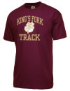 Kings Fork High SchoolTrack