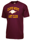 Clovis West High SchoolArt Club