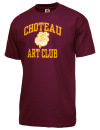 Choteau High SchoolArt Club