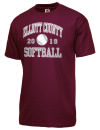 Elliott County High SchoolSoftball