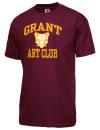 Grant High SchoolArt Club