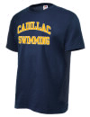 Cadillac High SchoolSwimming