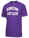 Rincon High SchoolArt Club