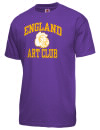 England High SchoolArt Club