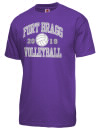 Fort Bragg High SchoolVolleyball