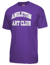 Angleton High SchoolArt Club
