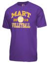 Mart High SchoolVolleyball