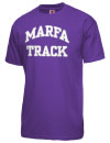 Marfa High SchoolTrack