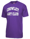 Crowley High SchoolArt Club