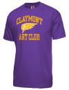 Claymont High SchoolArt Club