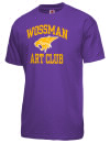 Wossman High SchoolArt Club