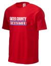 Gates County High SchoolGymnastics