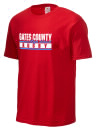 Gates County High SchoolRugby