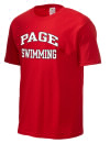 Page High SchoolSwimming