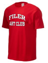 Filer High SchoolArt Club