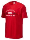 Halls High SchoolSwimming