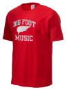 Big Foot High SchoolMusic