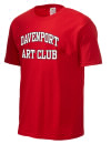 Davenport High SchoolArt Club